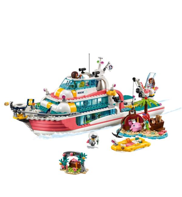 LEGO Friends Boot für Rettungsaktionen