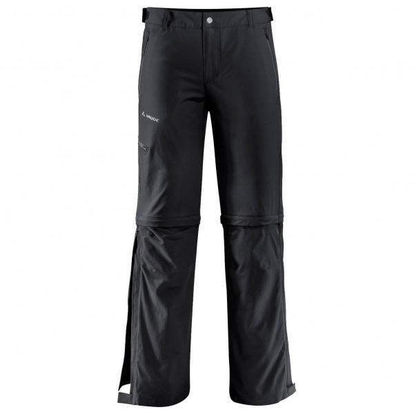VAUDE - Farley Stretch T-Zip Pants II - Trekkinghose - schwarz