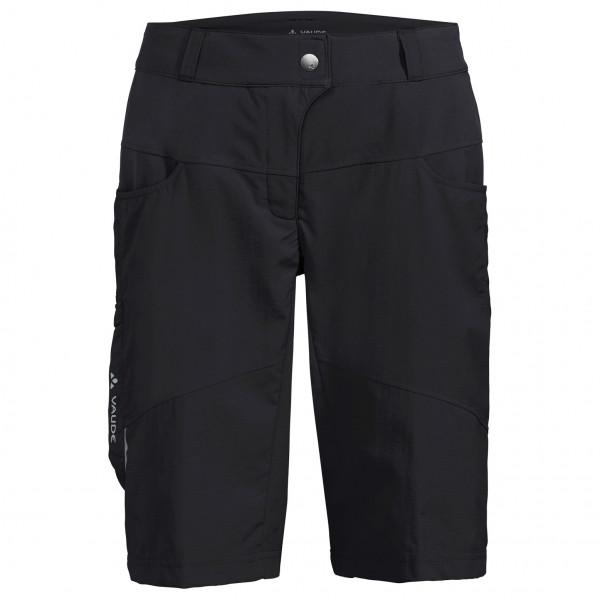Vaude - Women's Qimsa Shorts - Radhose schwarz