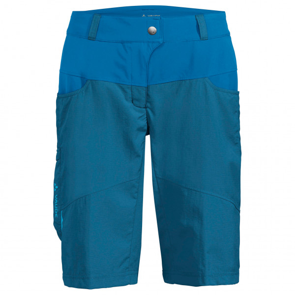 Vaude - Women's Qimsa Shorts - Radhose blau