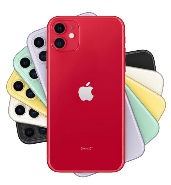 Apple Smartphone 11 256 GB Farben
