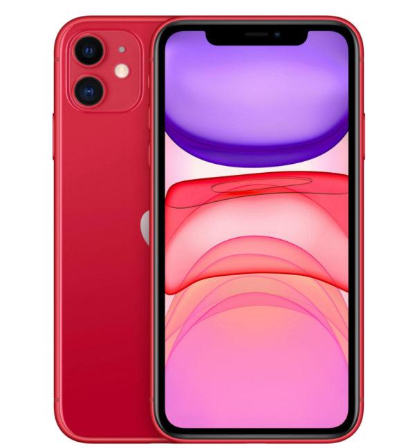 Apple Smartphone 11 256 GB vorne