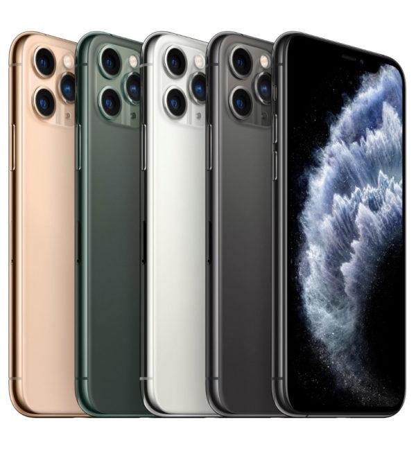 Apple Smartphone 11 PRO 64 GB Farben