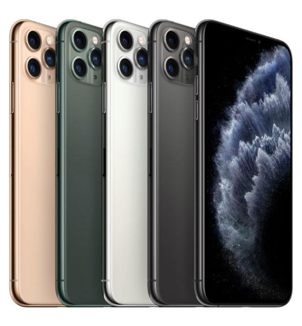 Apple Smartphone 11 PRO MAX 64 GB Farben