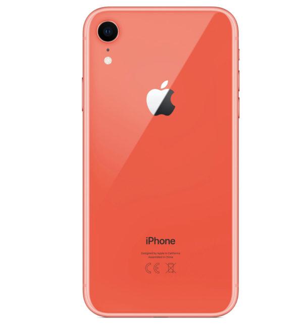 Apple Smartphone XR 64 GB hinten