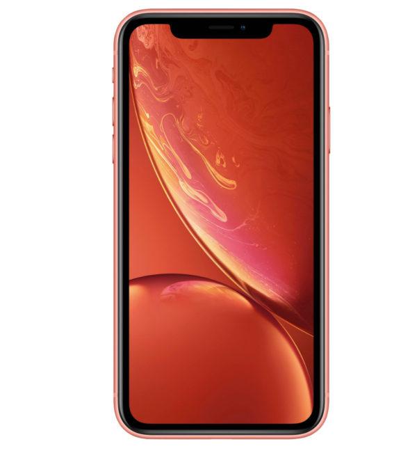 Apple Smartphone XR 64 GB vorne