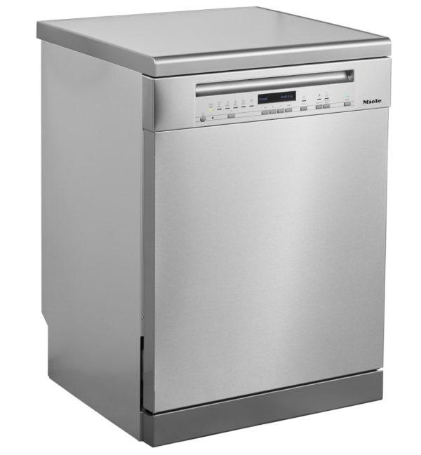 Miele Geschirrspülmaschine G7100SCI SS Seite
