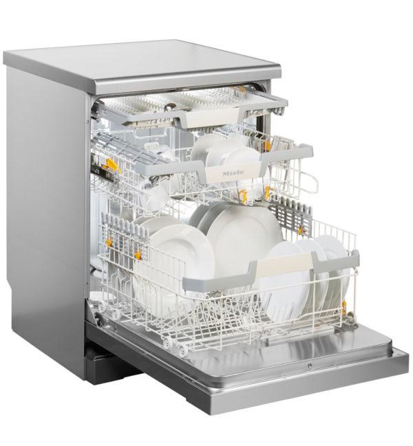 Miele Geschirrspülmaschine G7100SCI SS Seite offen