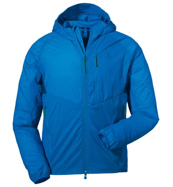 Schöffel Jacket Kosai Windjacke blau