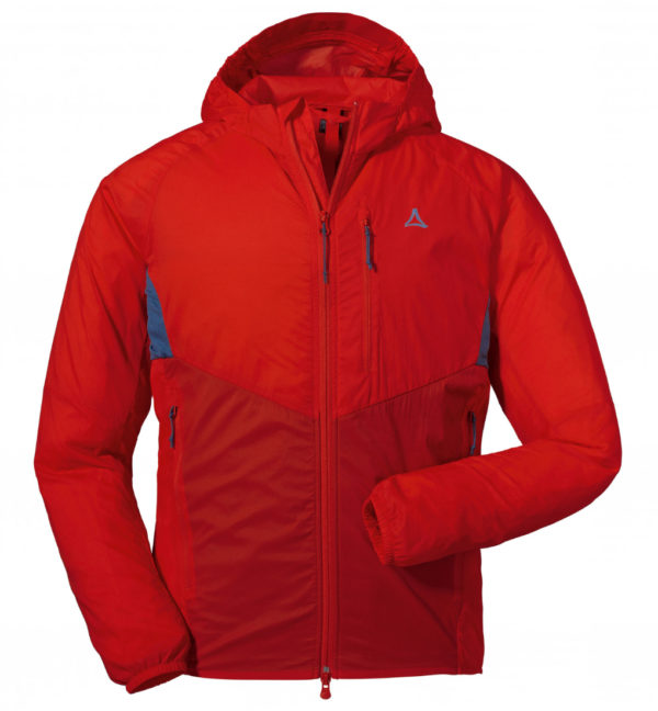 Schöffel Jacket Kosai Windjacke rot