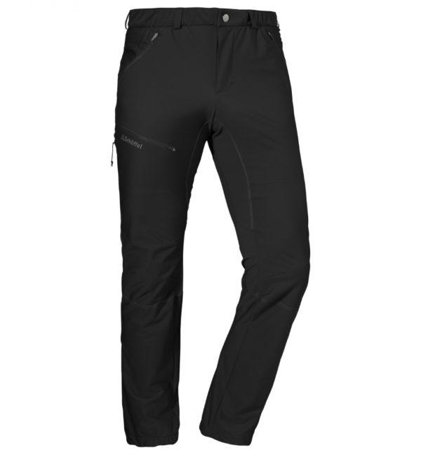 Schöffel Pants Wallis Light Tourenhose schwarz
