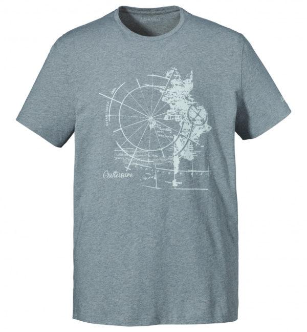 Schöffel T-Shirt El Chorro3 T-Shirt grau