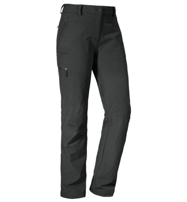 Schöffel Womens Pants Ascona Trekkinghose schwarz