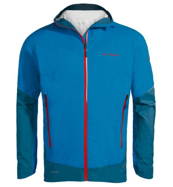 Vaude Larice 25l Jacket II Regenjacke blau