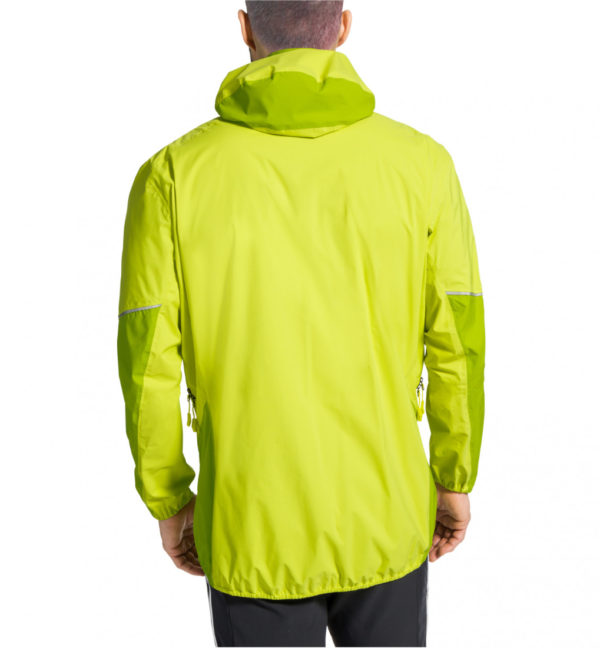 Vaude Larice 25l Jacket II Regenjacke hinten
