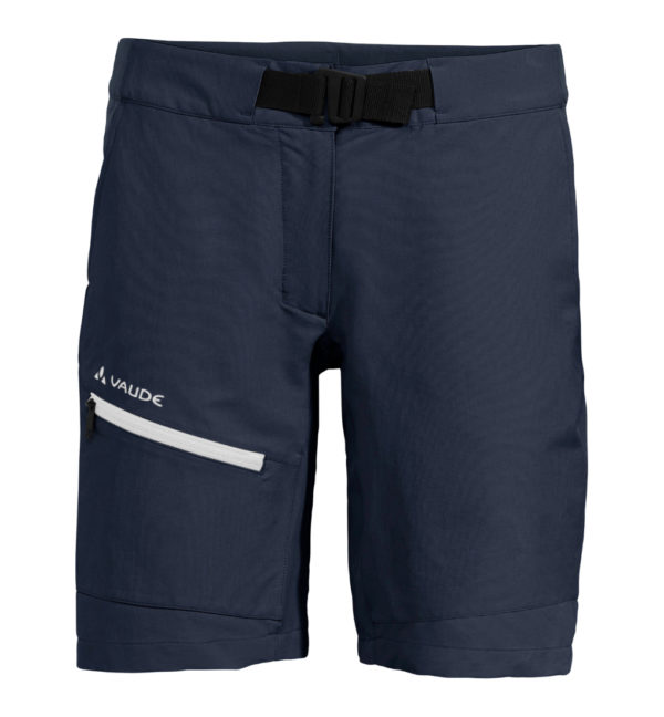 VAUDE Womens Tekoa Shorts II dunkelblau