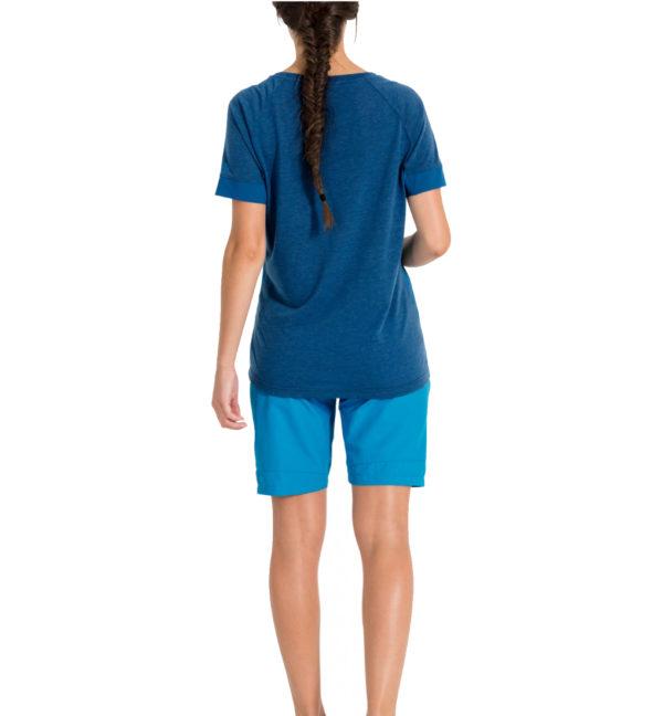 VAUDE Womens Tekoa Shorts II hinten