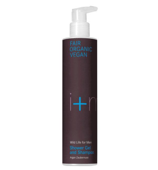 i+m Naturkosmetik: Wild Life for Men Shower Gel Shampoo