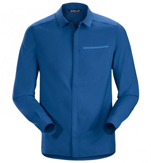 Arcteryx Skyline L Shirt blau