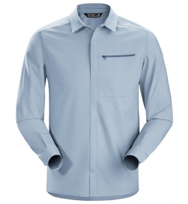 Arcteryx Skyline L Shirt hellgrau