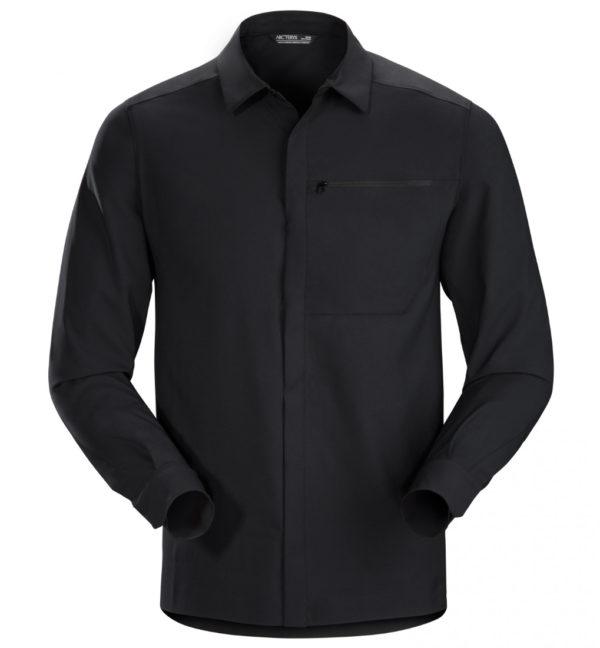 Arcteryx Skyline L Shirt schwarz