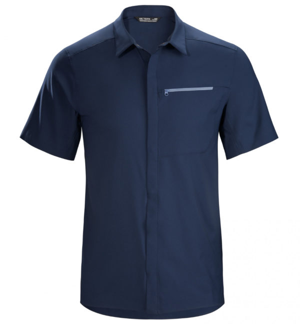 Arcteryx Skyline S Shirt blau