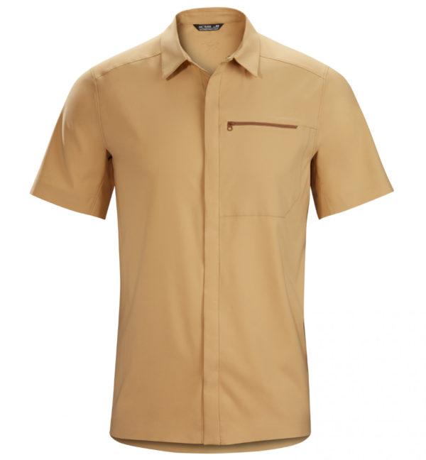 Arcteryx Skyline S Shirt gelb