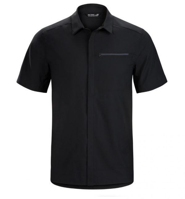 Arcteryx Skyline S Shirt schwarz