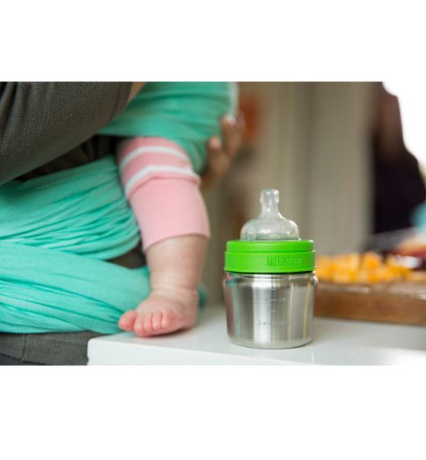 Klean Kanteen Babyflasche einwandig 148ml Mood
