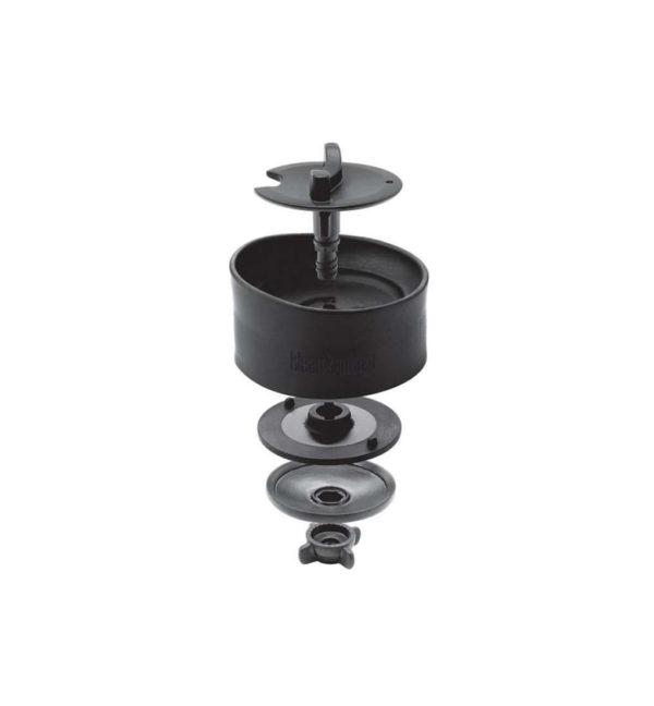 Klean Kanteen Wide Vacuum Insulated 592ml mit Cafe Cap Verschluss Detail