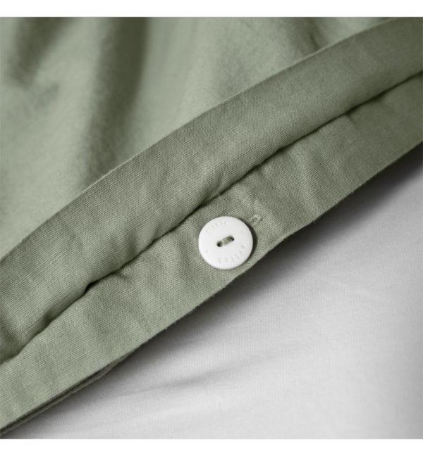 erlich textil Madita pistazie Detail