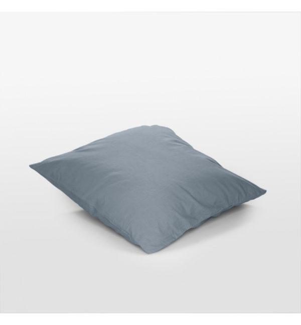 erlich textil michel taubenblau 80x80