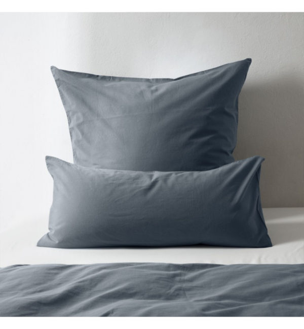 erlich textil michel taubenblau Kissen